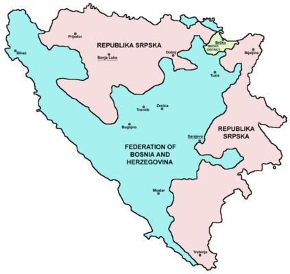 bosna-siyasi-harita